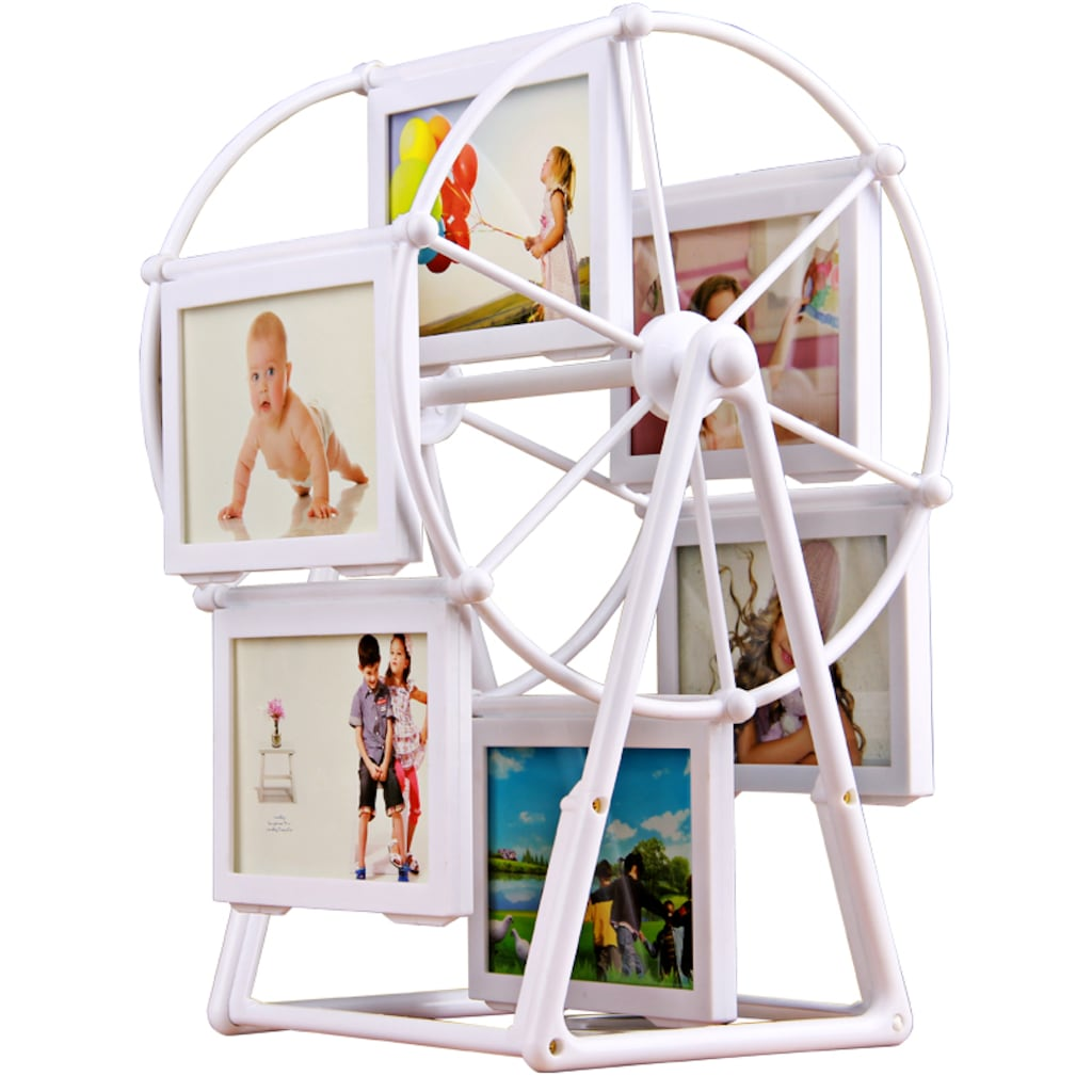 Cached Ferris wheel photo frame