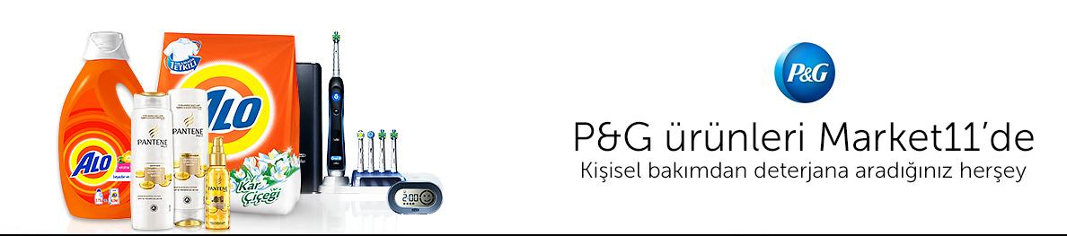 P&G Ürünleri