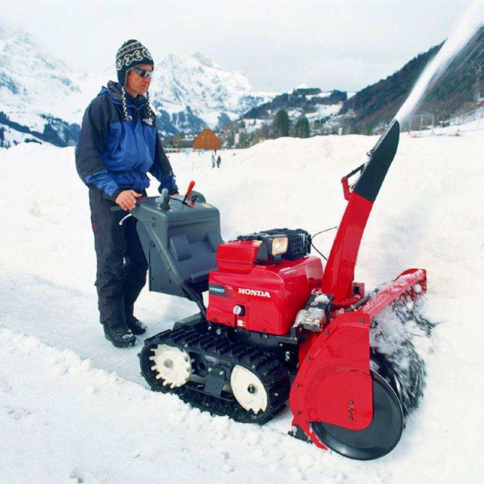 Снегоуборочная техника дачи своими руками