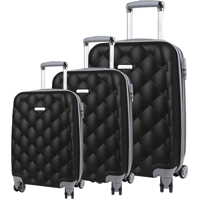32894da5fe368 Yükle (1500x1500)Escape Bavul & Valiz Seti Modelleri - n11.comEscape Siyah  Unisex Valiz Bavul Seyahat Çantası Seti Efete-Sıyah.
