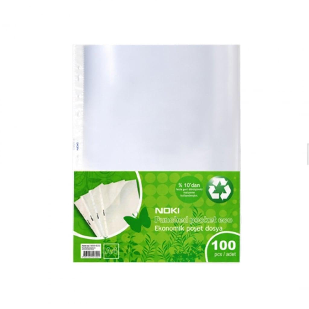 26113210 - Noki Poşet Dosya A4 100'lü Paket Eco - n11pro.com