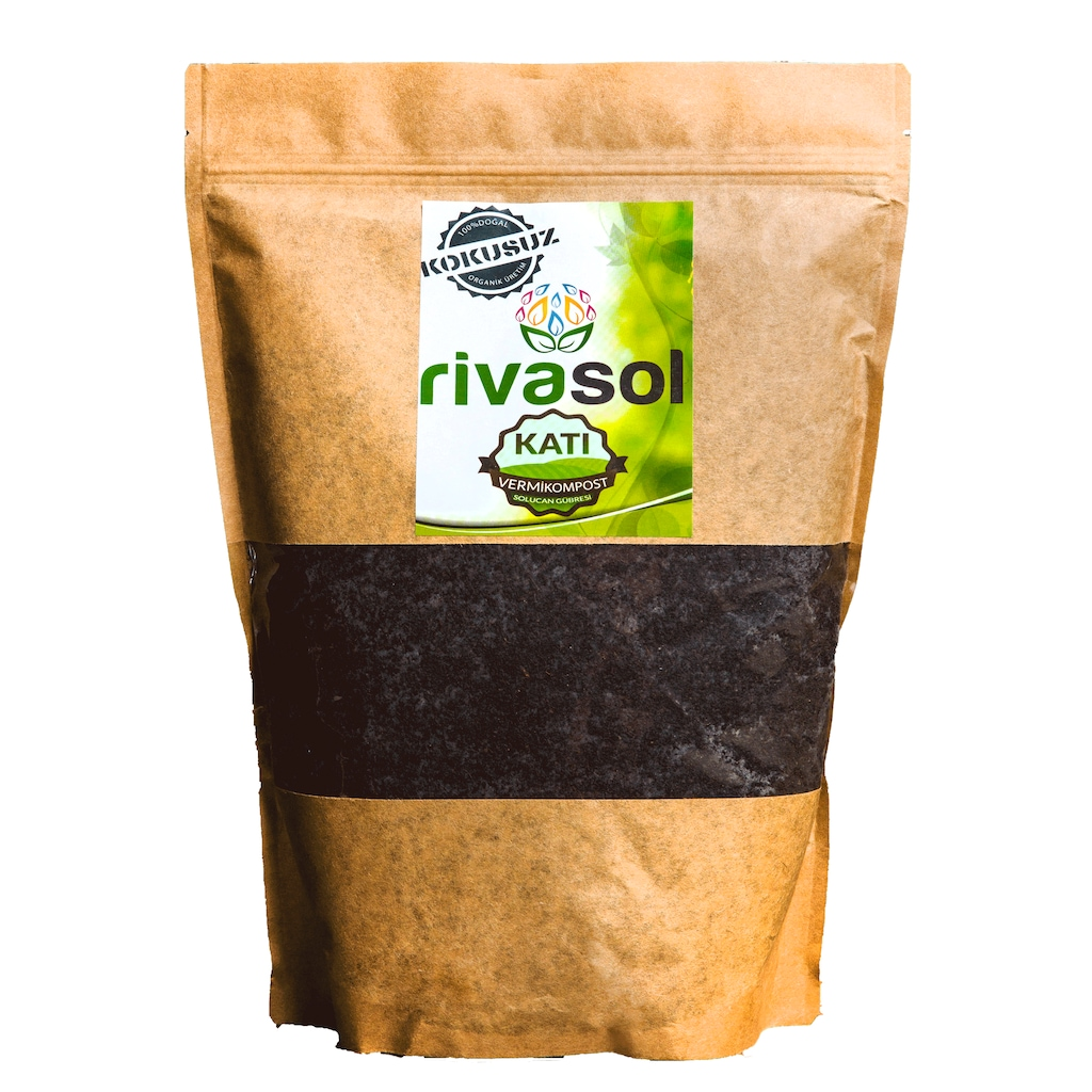 80233082 - Rivasol Organik Katı Solucan Gübresi 2 KG - n11pro.com