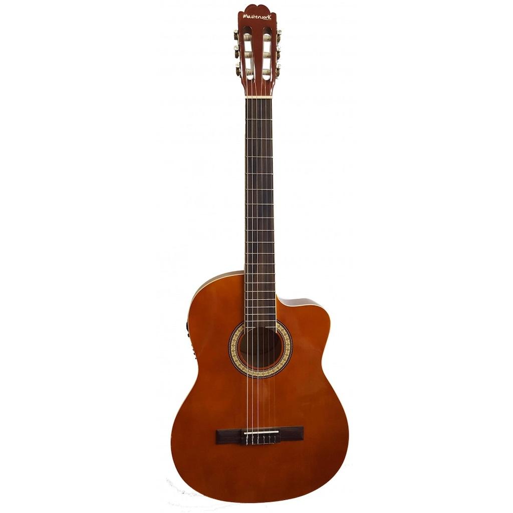 43565511 - Masterwork MWC-3900 OR Klasik Gitar Turuncu - n11pro.com