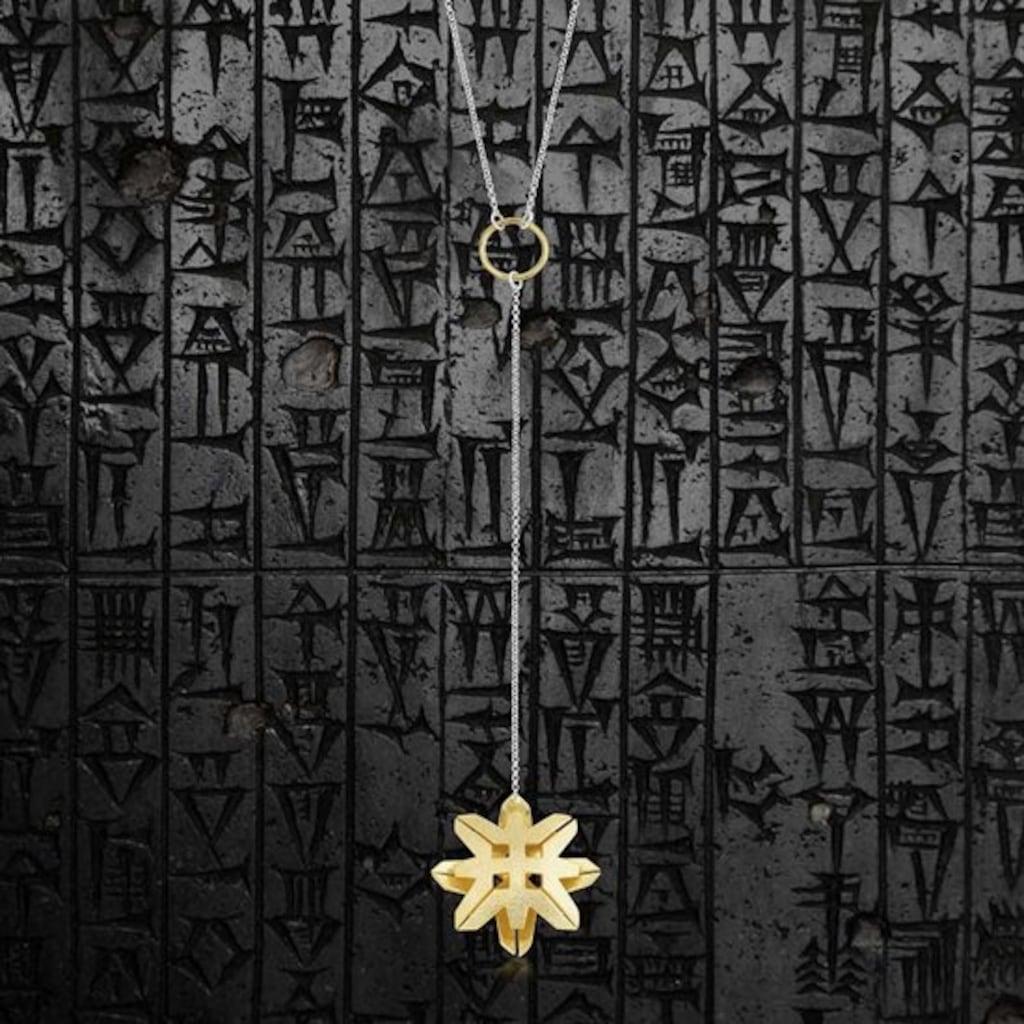 25737241 - Biggdesign B.c. 3000 Çiçek Kolye - n11pro.com