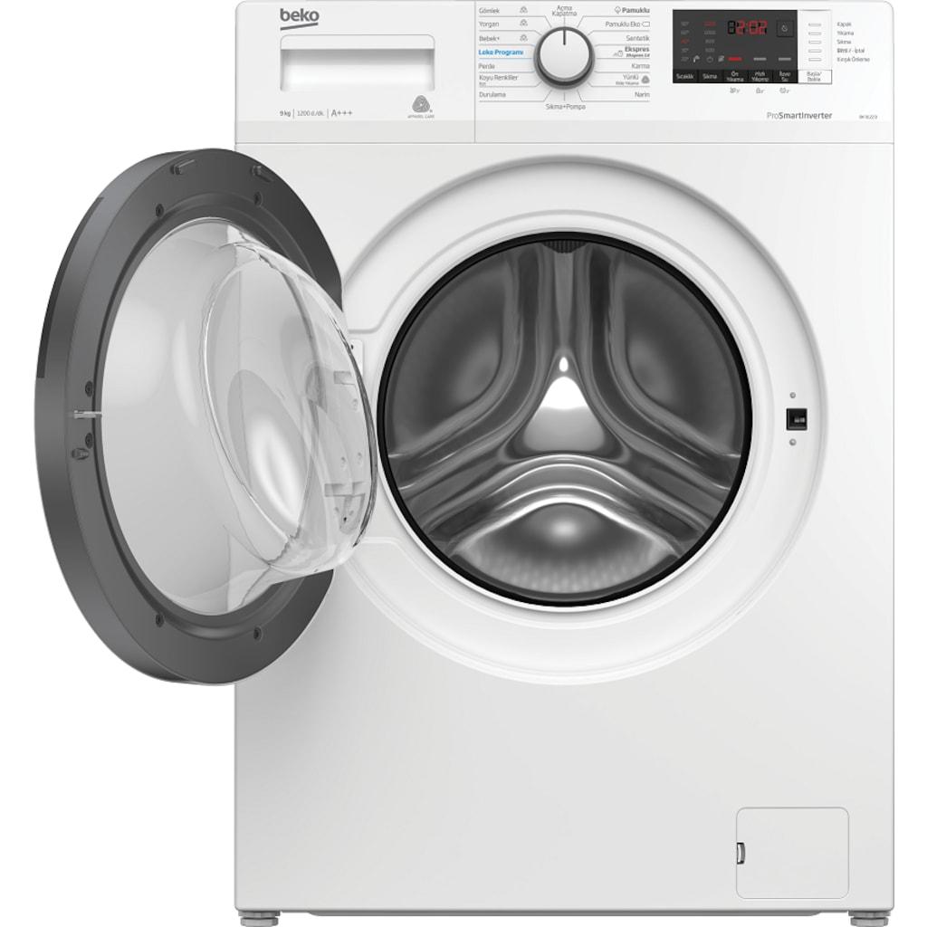 Beko Çamaşır Makinesi ile Düşük Sarfiyat – Yüksek Performans