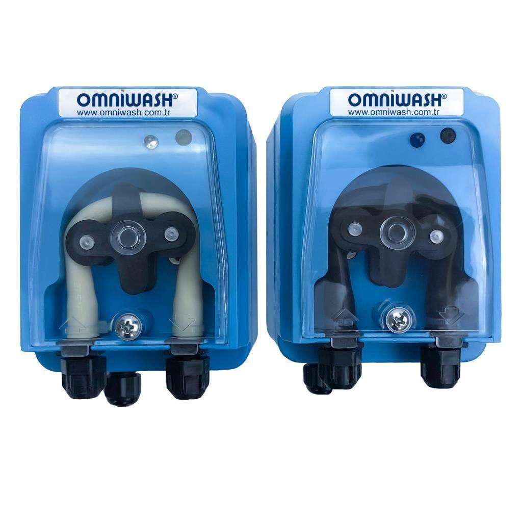 85521552 - Omniwash OMN-6 OMN-8 Deterjan ve Parlatıcı Dozaj Pompası Mavi - n11pro.com