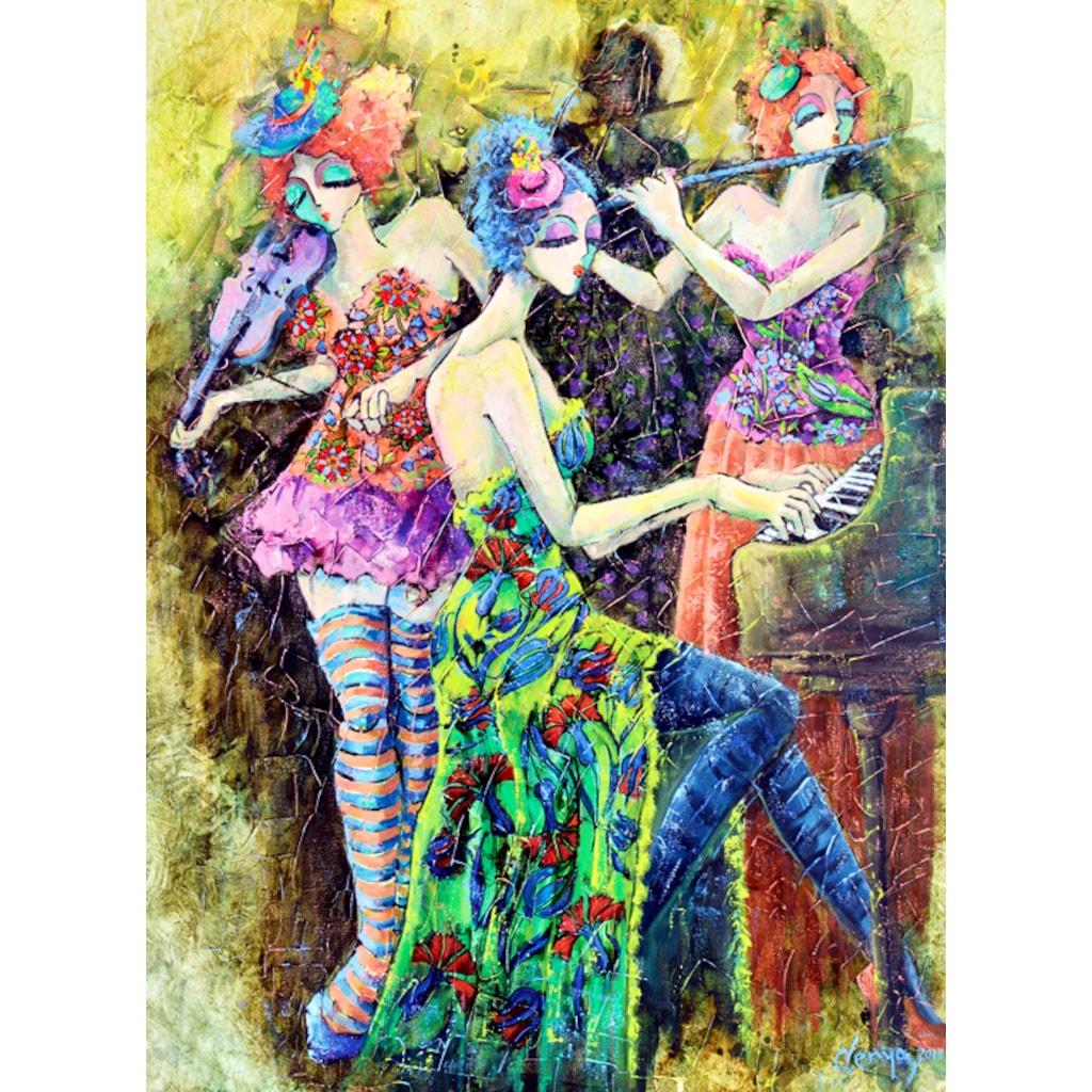 58187075 - Anatolian Puzzle 1000 Parça Renk Üçlüsü - n11pro.com