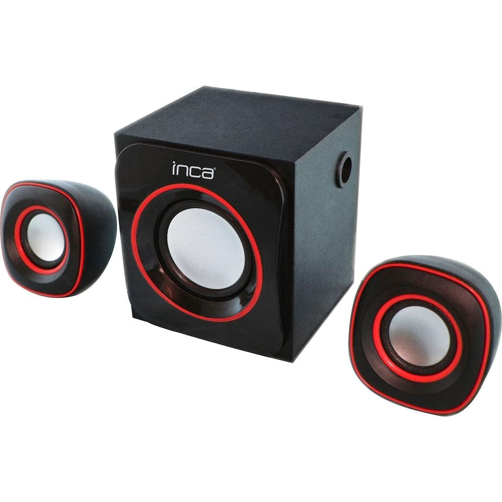 59444428 - Inca ISP-315 Multimedia 2+1 USB Speaker - n11pro.com