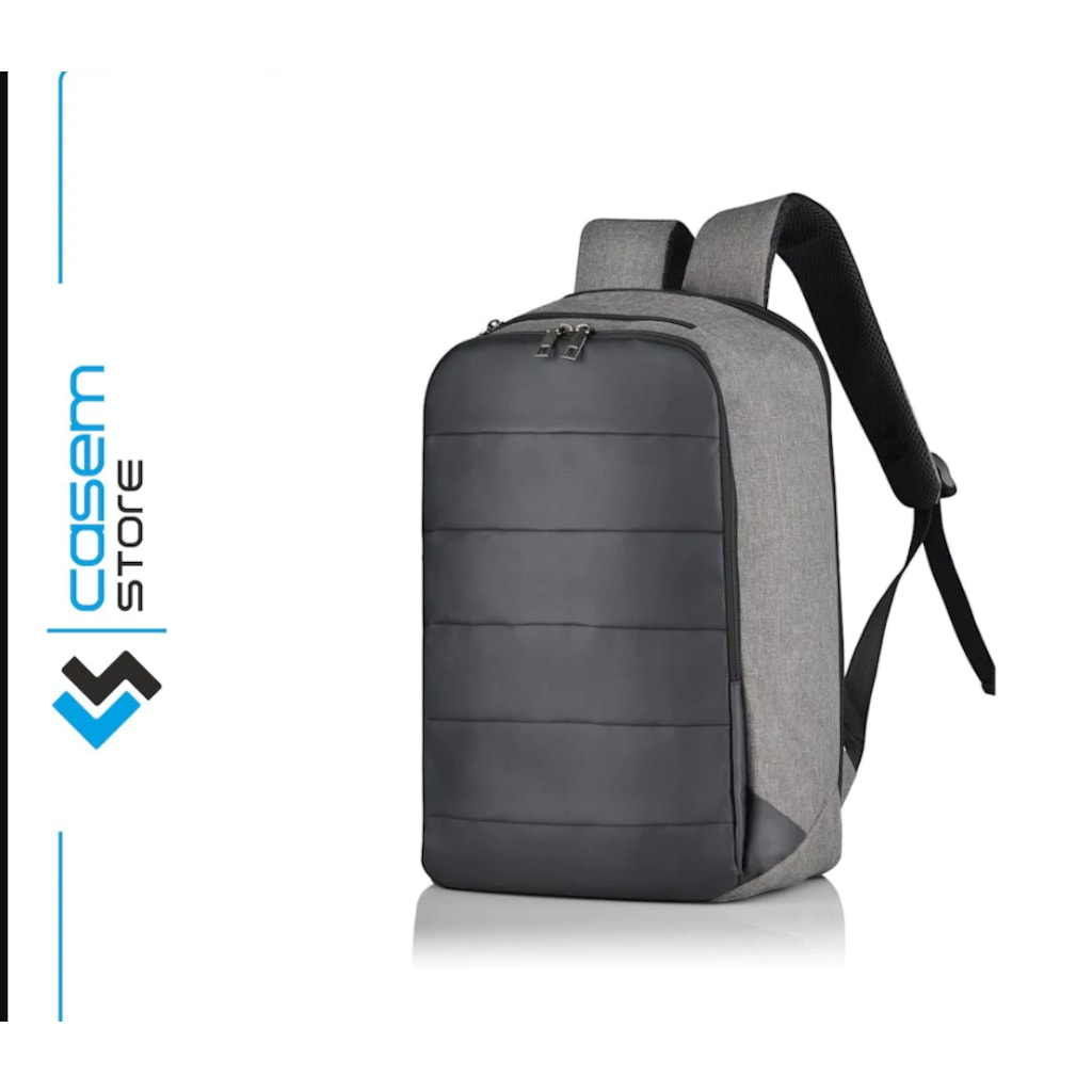 32020165 - Casem Store Av183 Deri Kanvas Laptop Sırt Çantası - n11pro.com