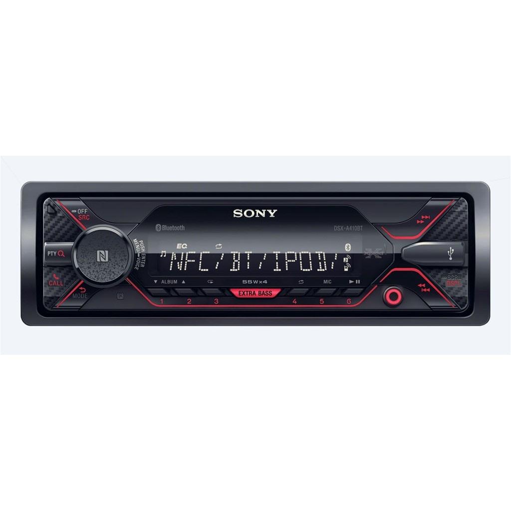 29031960 - Sony DSX-A410BT Bluetooth ve Extra Bass Özellikli Oto Teyp - n11pro.com