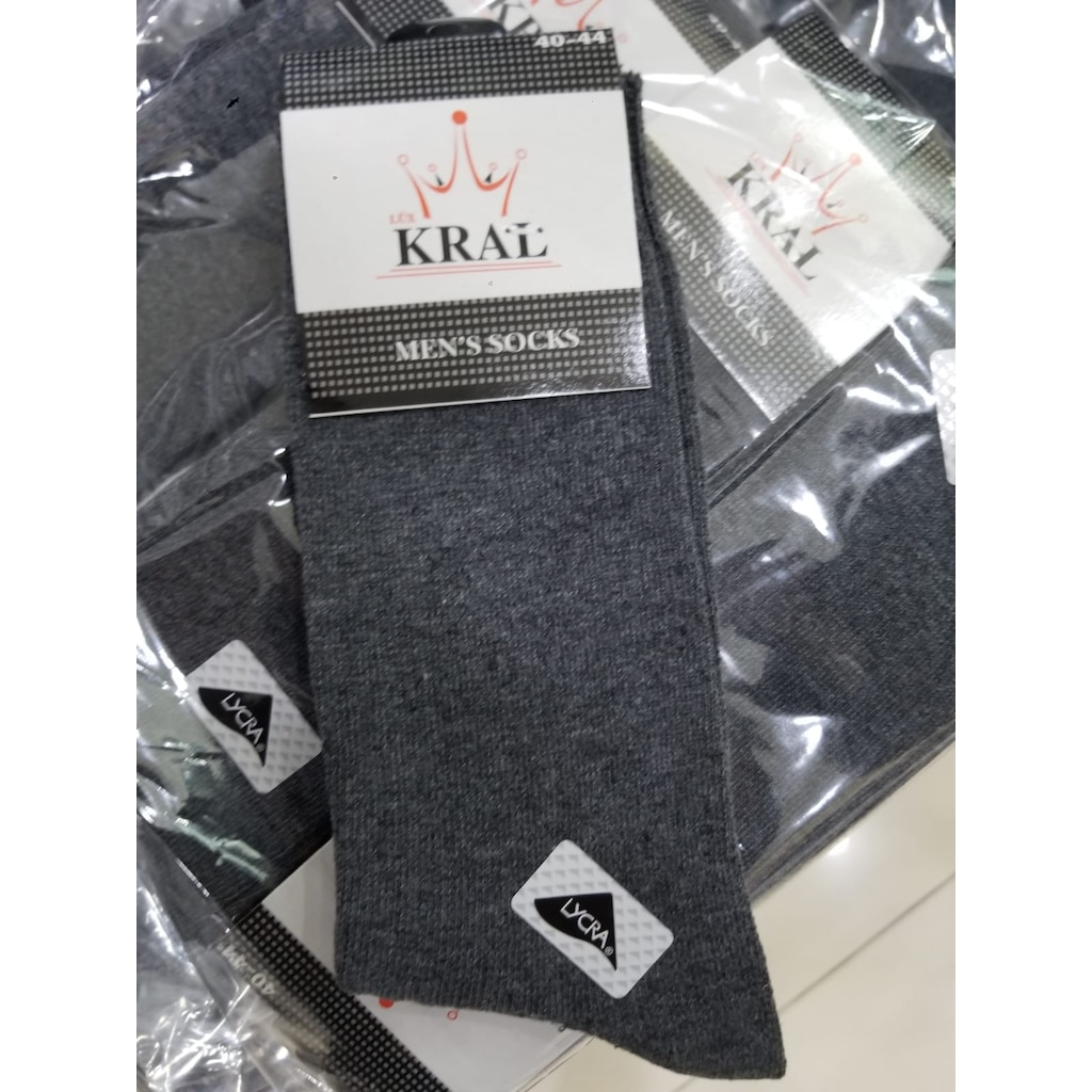 55208633 - Kral Socks Pamuklu Erkek Çorap - n11pro.com