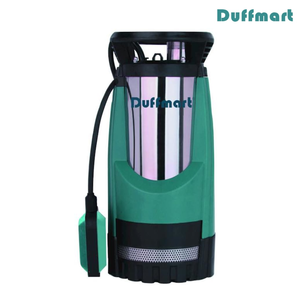 75979596 - Duffmart MW850-H Paslanmaz Pis Kirli Su Dalgıç Pompa - n11pro.com