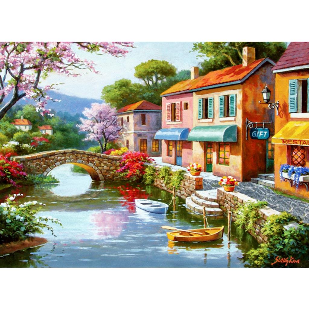 08128257 - Anatolian Puzzle 1000 Parça Hediyelik Eşya Dükkanı - n11pro.com