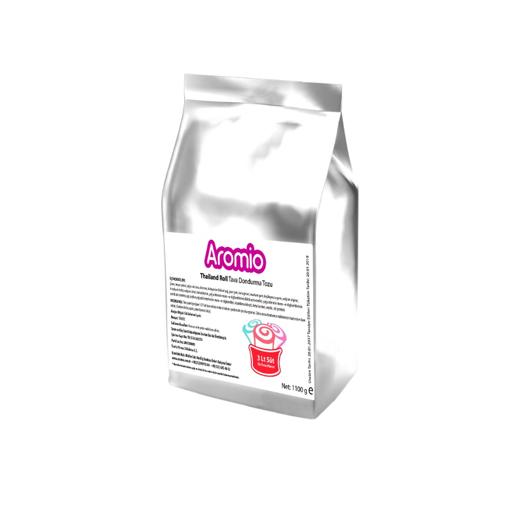 64965517 - Aromio Thailand Roll Tava Dondurma Tozu 1.000 GR - n11pro.com