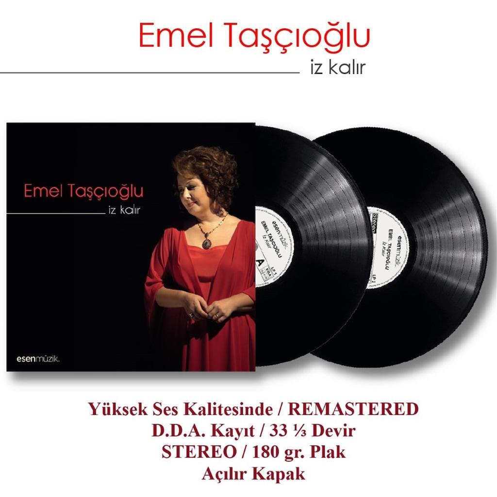 98041929 - Emel Taşcıoğlu - İz Kalır 2 Plak - n11pro.com