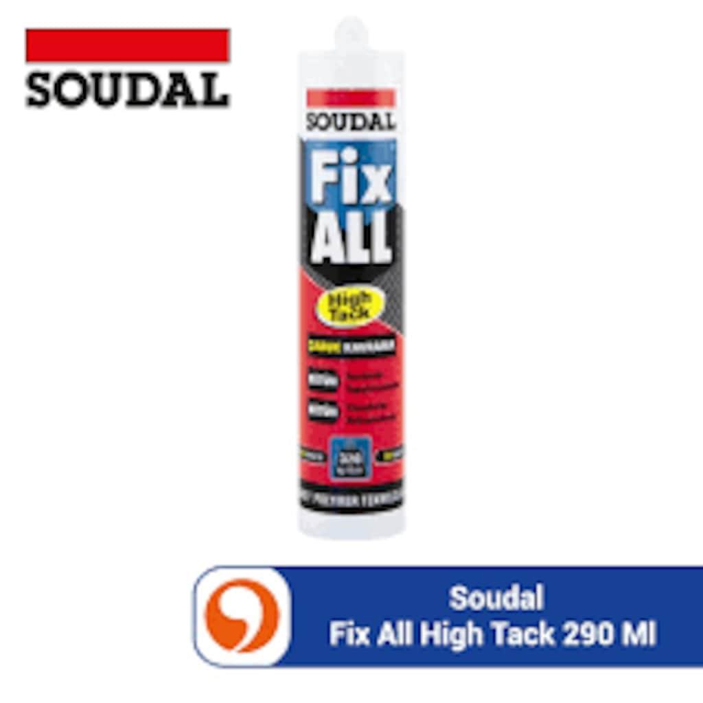 37971788 - Soudal Fix All Montaj Yapıştırıcı 290 ML - n11pro.com