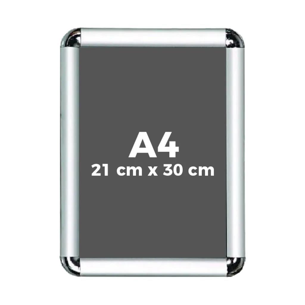 IMG-8485900788561512043 - Gen- Of A4 Açılır Kapanır Alüminyum Rondo Çerçeve 21 x 30 CM - n11pro.com