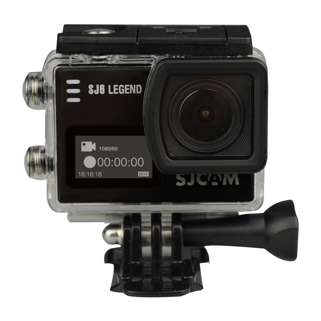 94895890 - Sjcam Sj6 Legend 4K Siyah Aksiyon Kamerası - n11pro.com