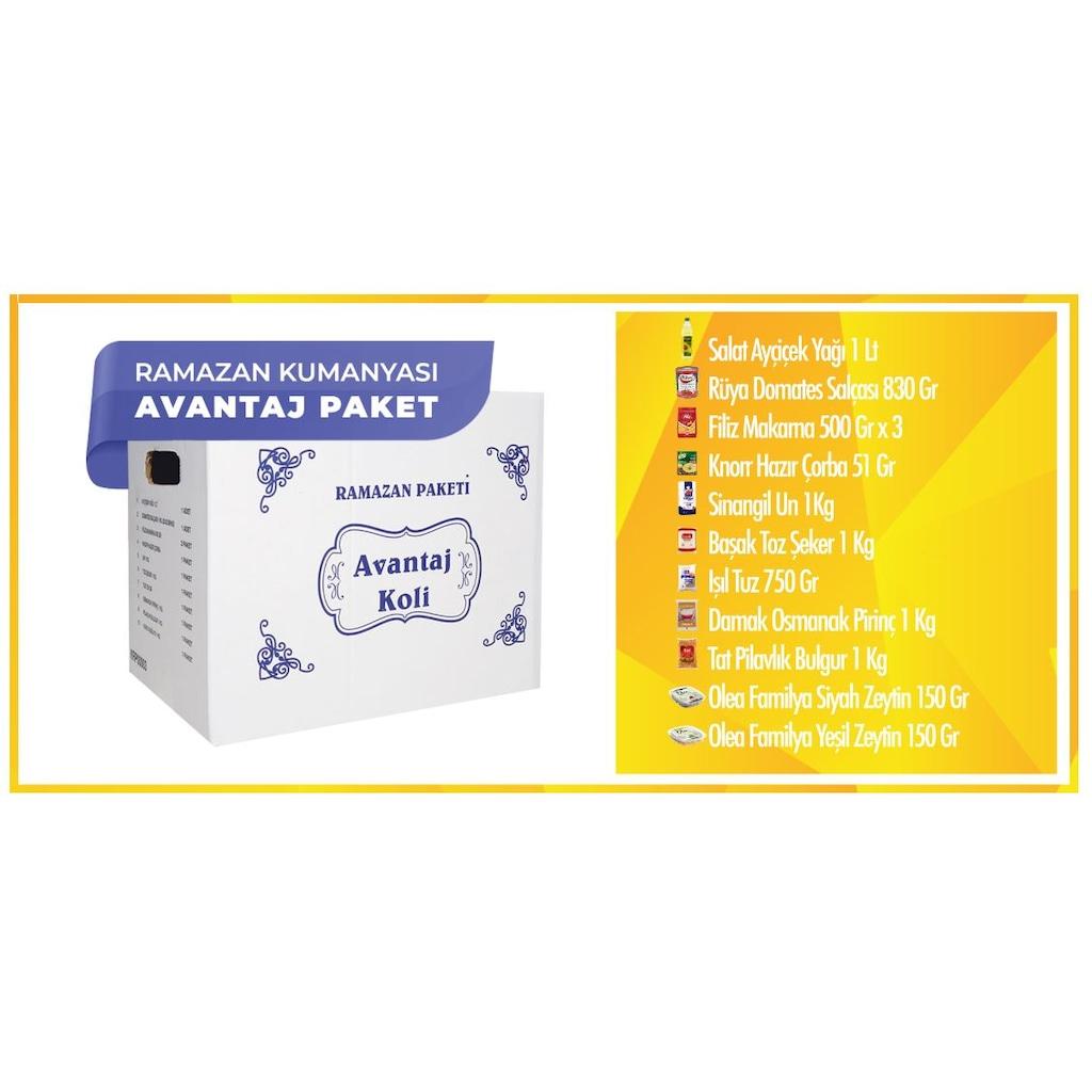 08099192 - Ramazan Kumanyası Avantaj Paketi 11 Ürün - n11pro.com