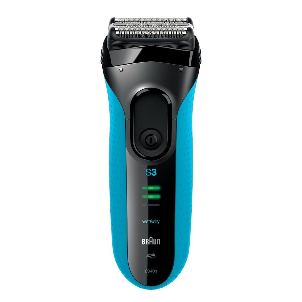 Farklı Serileriyle Sizlerle Buluşan Braun Tıraş Makinesi