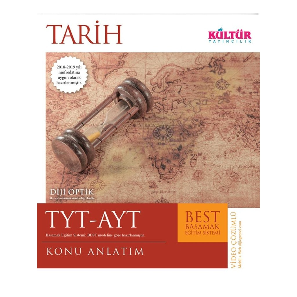 14972949 - Kültür Tyt Ayt Tarih Konu Anlatım - n11pro.com
