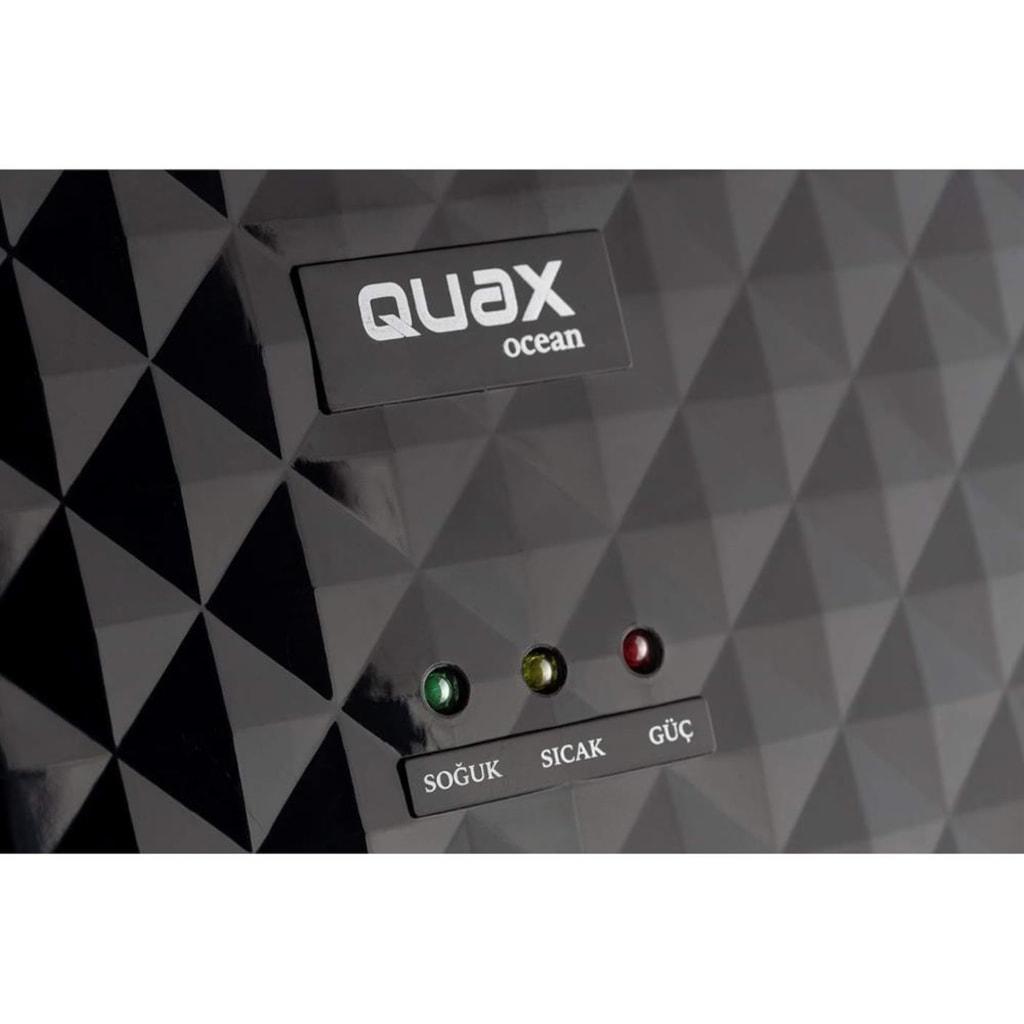 Quax Su Sebili Eşsiz Bir Görünüm Sunar