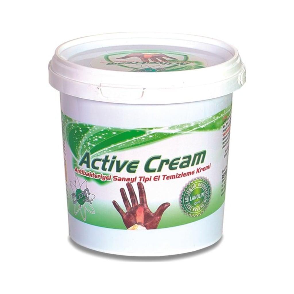 56646222 - Nano Clean Max Active Cream Sanayi Tipi Endüstriyel El Temizleme Kremi 1 KG - n11pro.com