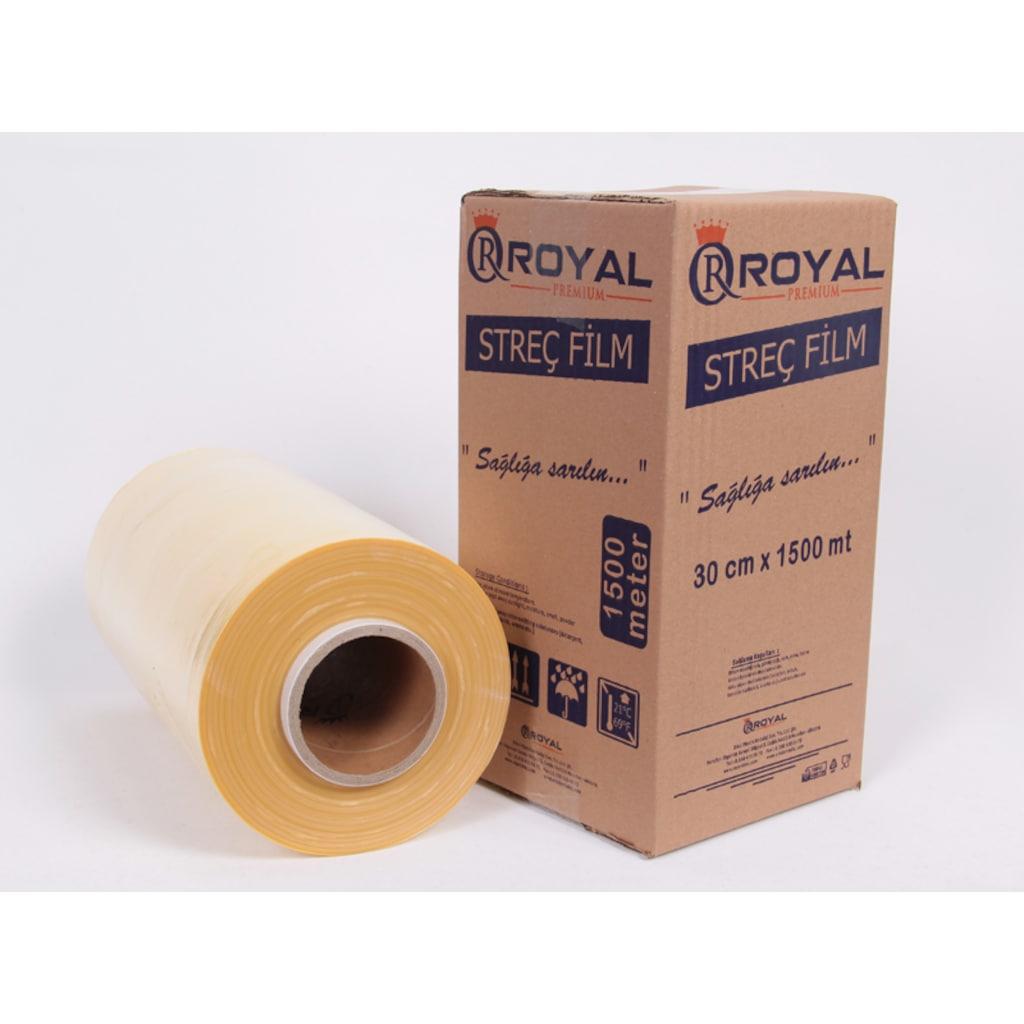 69269830 - Royal 8 Mikron PE Streç Film 30 CM x 1500 M - n11pro.com