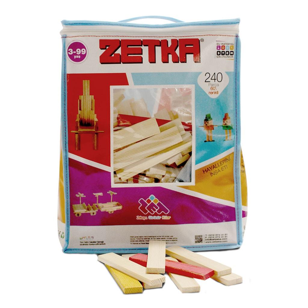 81606578 - Zet Zeka-Zetka 240 Parça Ahşap Denge Oyunu - n11pro.com
