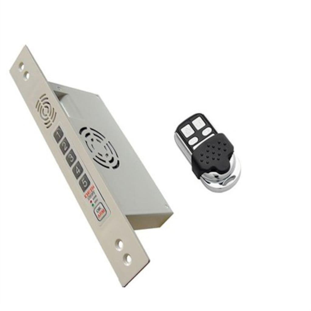 57457134 - Desi Steely Darbe Sensörlü Kapı Alarmı - n11pro.com