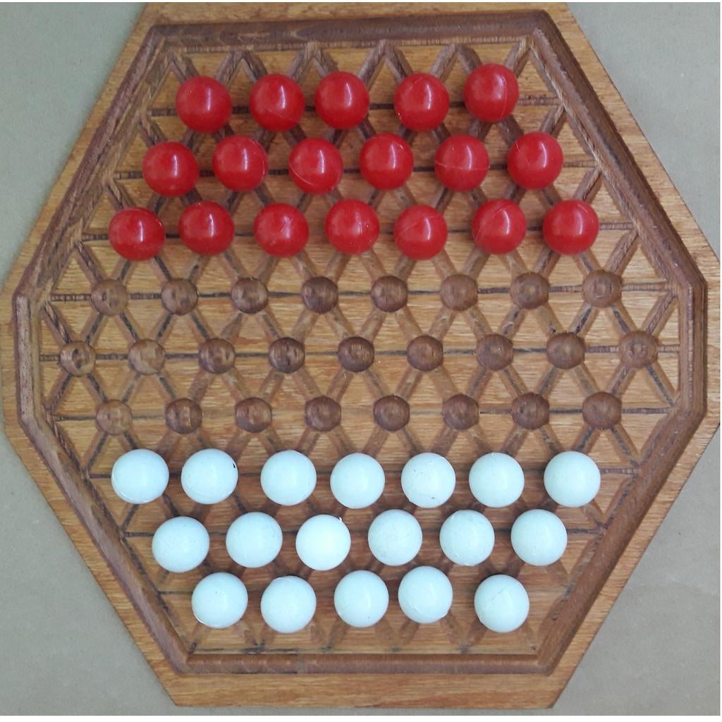 54537802 - Edk Abalone Zeka Ve Strateji Oyunu Ahşap - n11pro.com