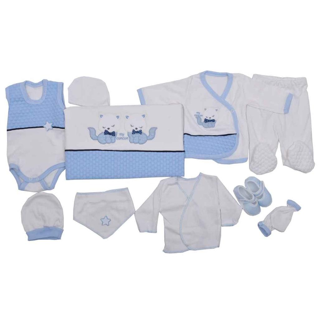 IMG-9068701859808575526 - Ahmetcan Concon 10 Parça Erkek Bebek Hastane Çıkışı Seti - n11pro.com