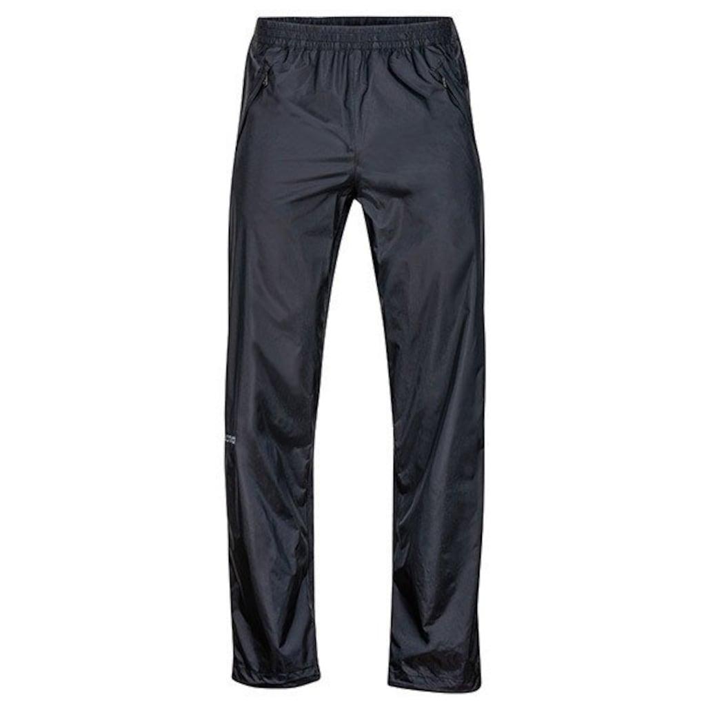 29061378 - Marmot PreCip Tam Fermuar Su Geçirmez Erkek Uzun Pantolon Siyah - n11pro.com