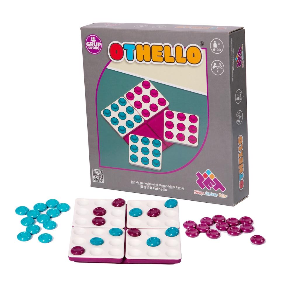 55513833 - Zet Zeka-Othello Zeka Ve Akıl Oyunu - n11pro.com