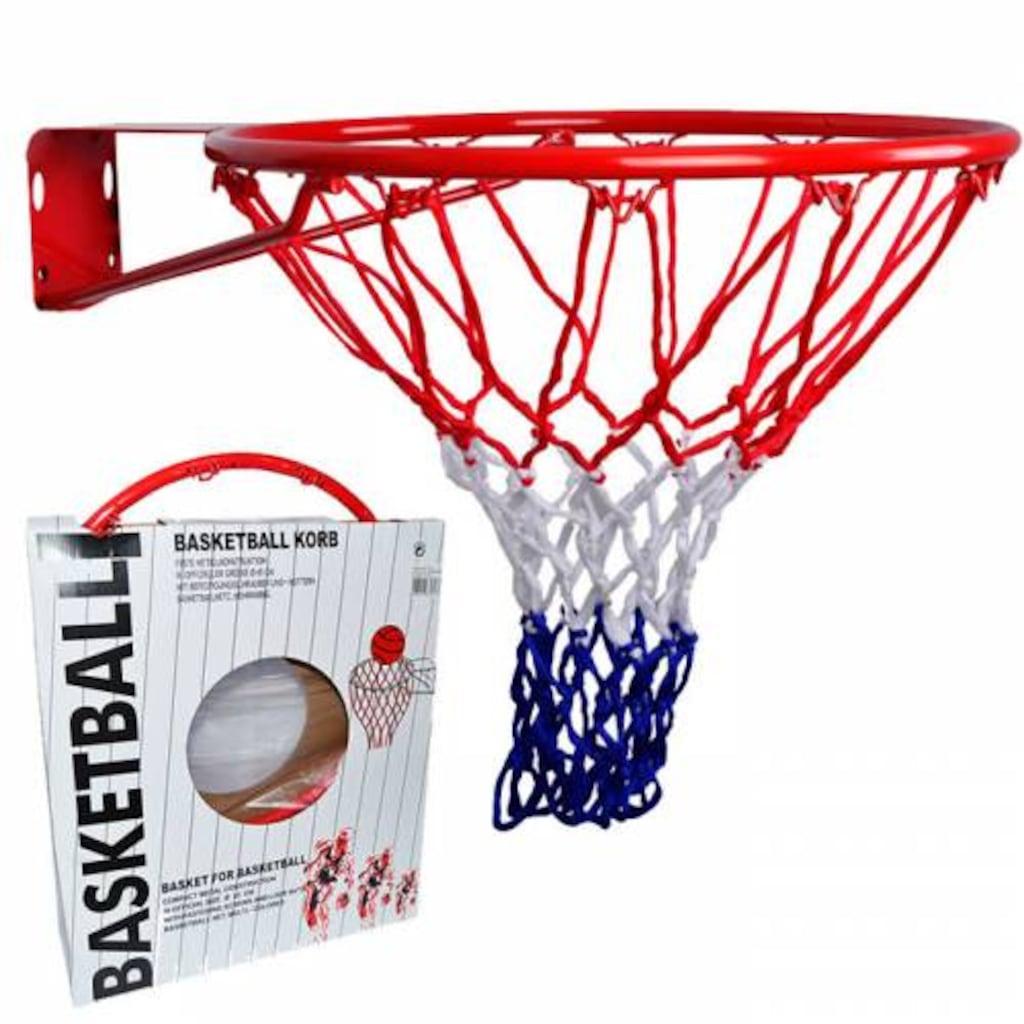 23306628 - Leyaton Basketbol Çemberi Tekli Fileli - n11pro.com
