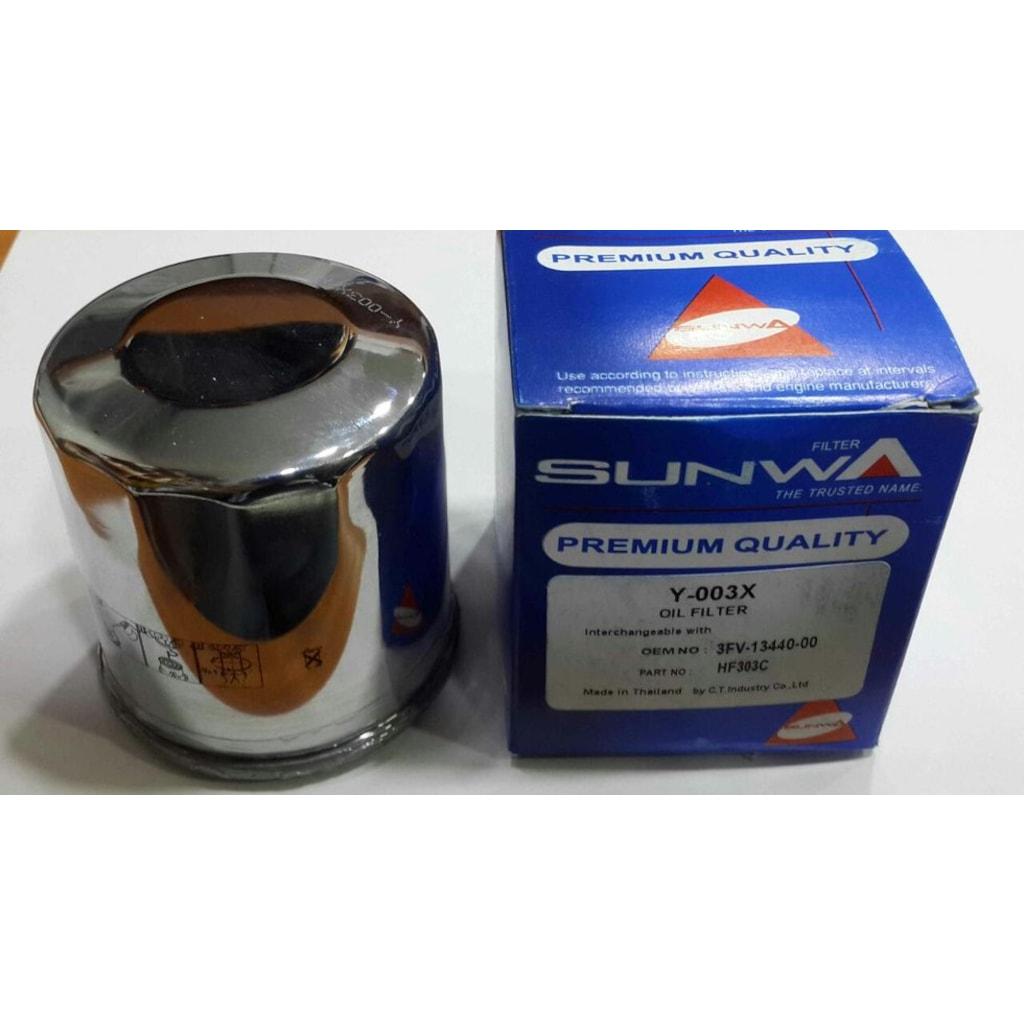 40290234 - Sunwa Y-003X MF-303 Yağ Filtresi - n11pro.com