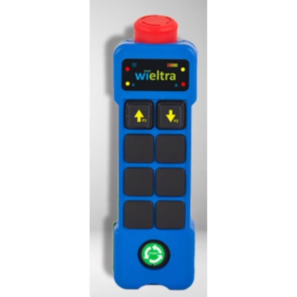 23590334 - Wieltra 2 Buton Çift Kademeli Endüstriyel Vinç Uzaktan Kumandası - n11pro.com
