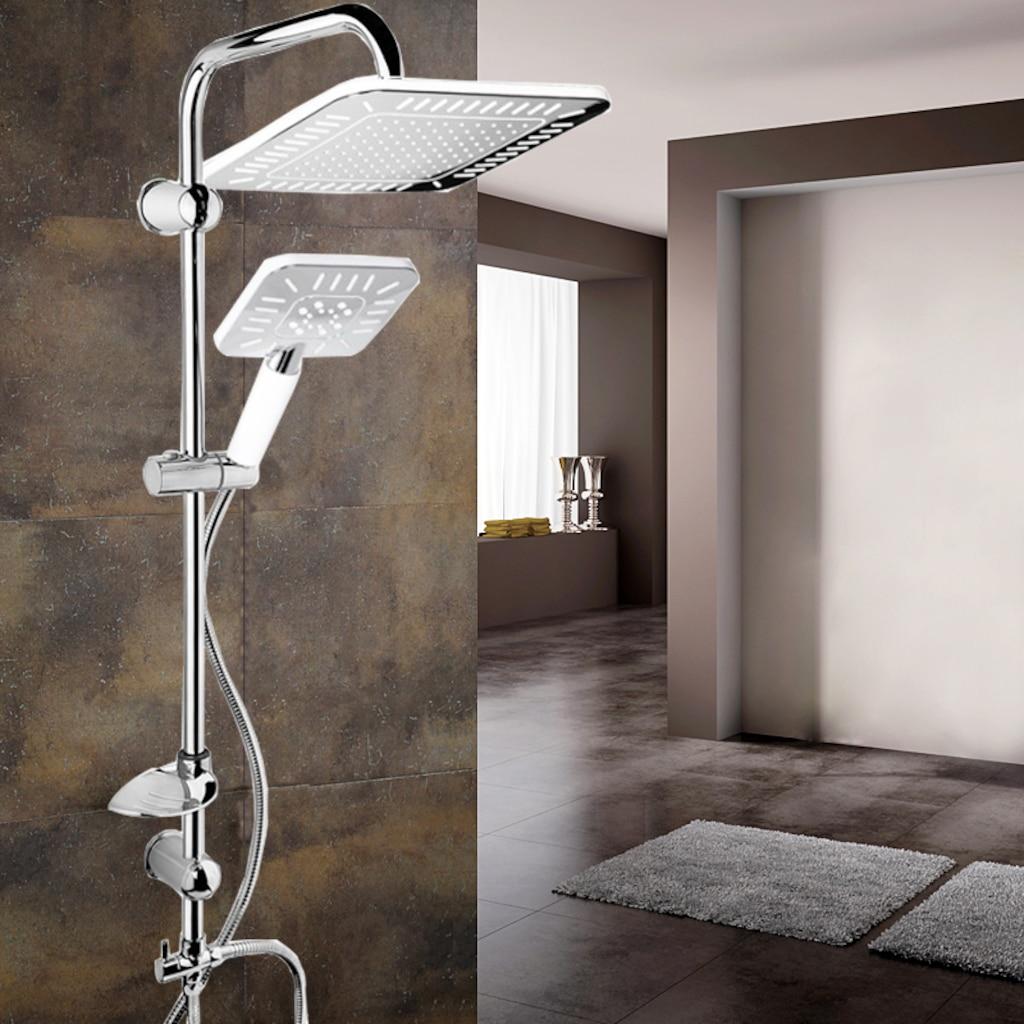 46227996 - Vilas Fancy Robot Duş Sistemi Yağmurlama Tepe Duş Seti - n11pro.com