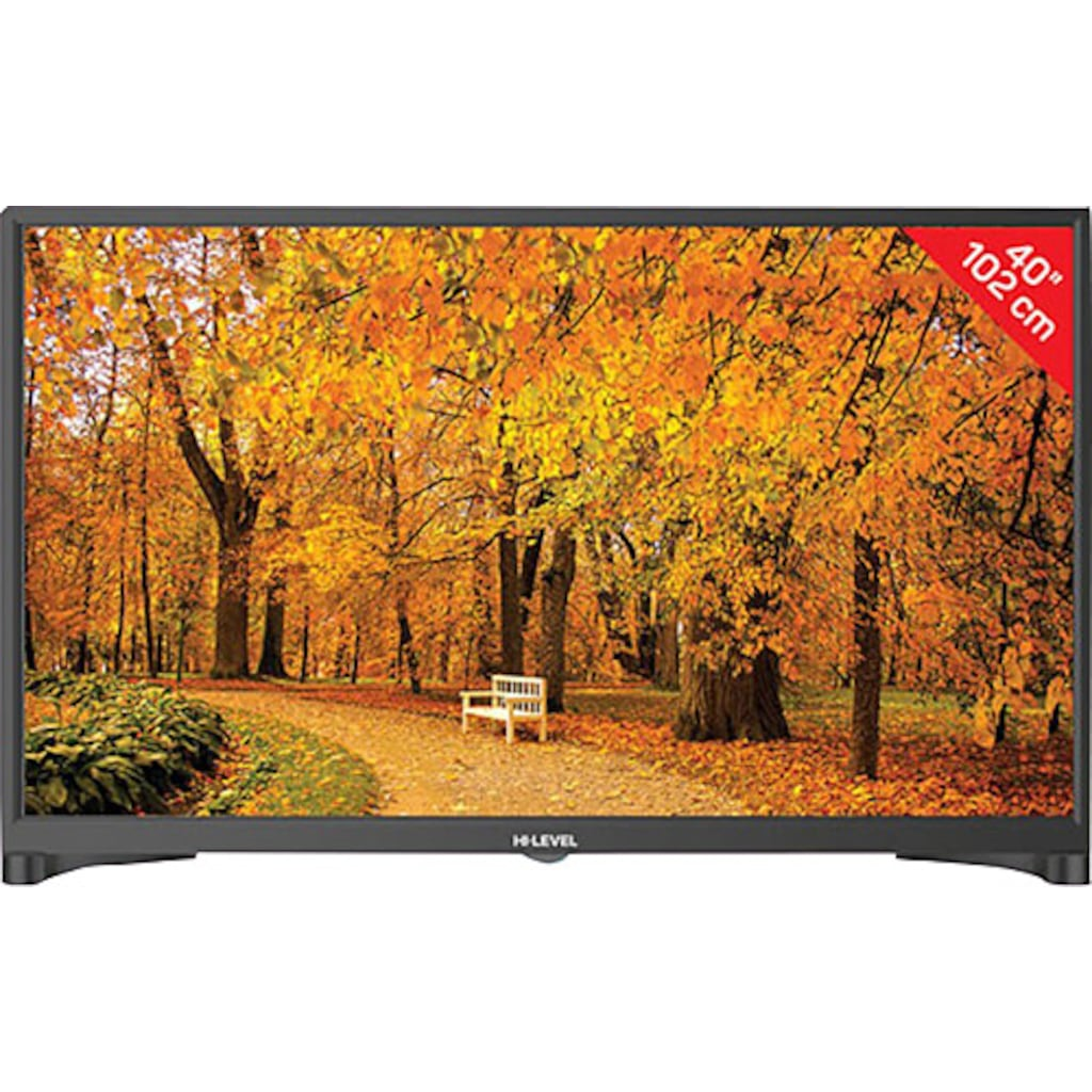 Yüksek Çözünürlük Kalitesi ile Hi-Level Televizyon Ekranları