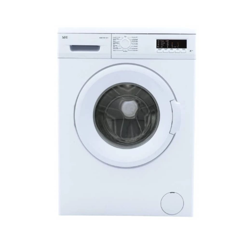 Seg Çamaşır Makinesi ile Tertemiz Çamaşırlar