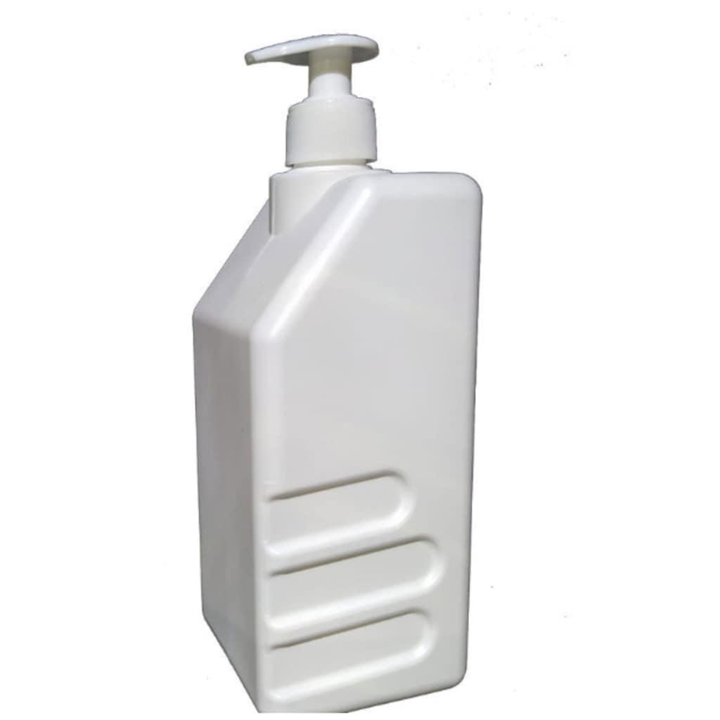 82662992 - Doldurulabilir Pompalı Boş Dezenfektan Şişesi 500 ML - n11pro.com