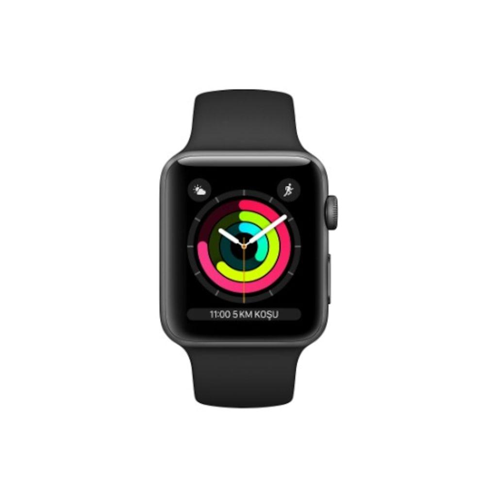 Uygulamalara Kolay Erişim Sağlayan Apple Watch Seri 3