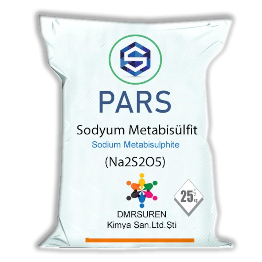 47353313 - Pars Sodyum Metabi Sülfit 25 KG - n11pro.com