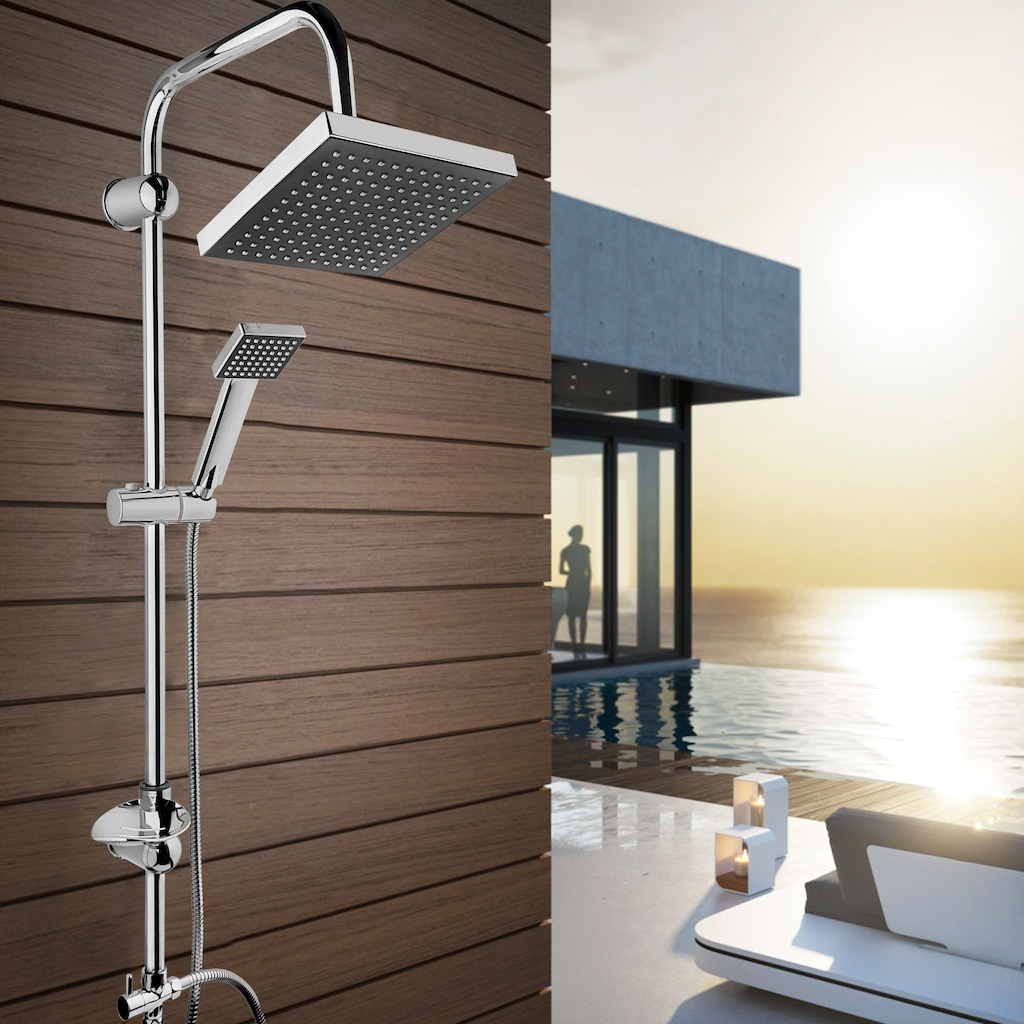84297401 - Vilas Sempre Robot Yağmurlama Tepe Duş Seti - n11pro.com