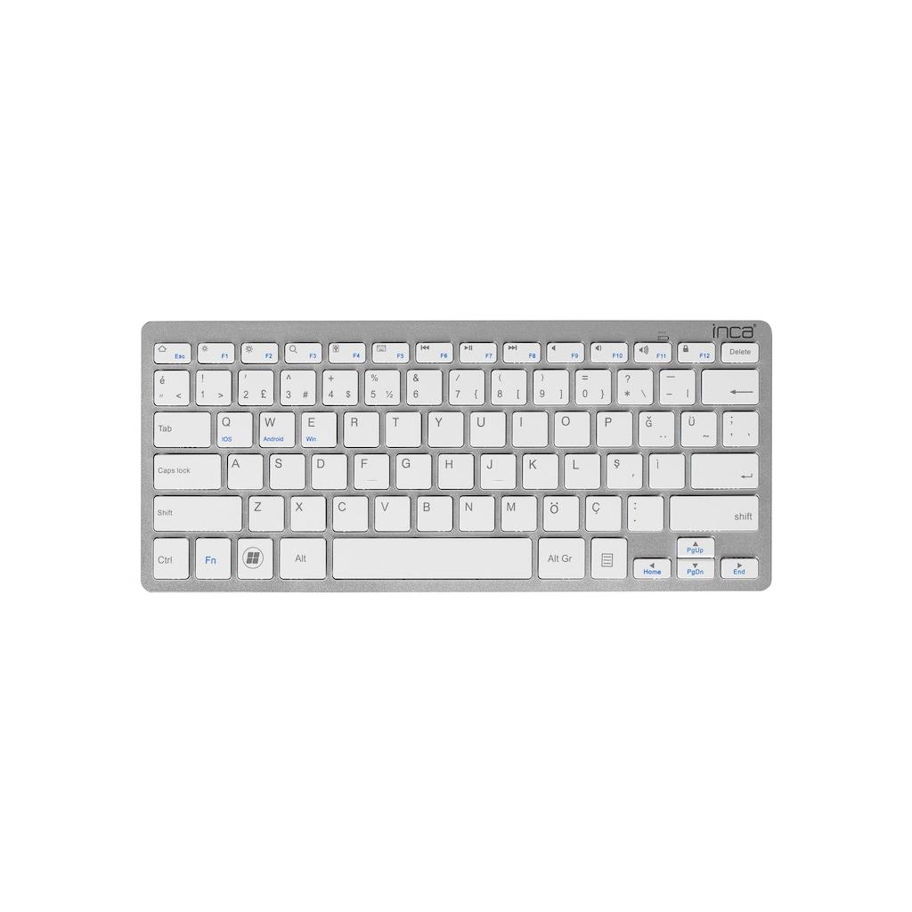 06927921 - Inca IBK-569BT Smart Bluetooth Mini Klavye - n11pro.com