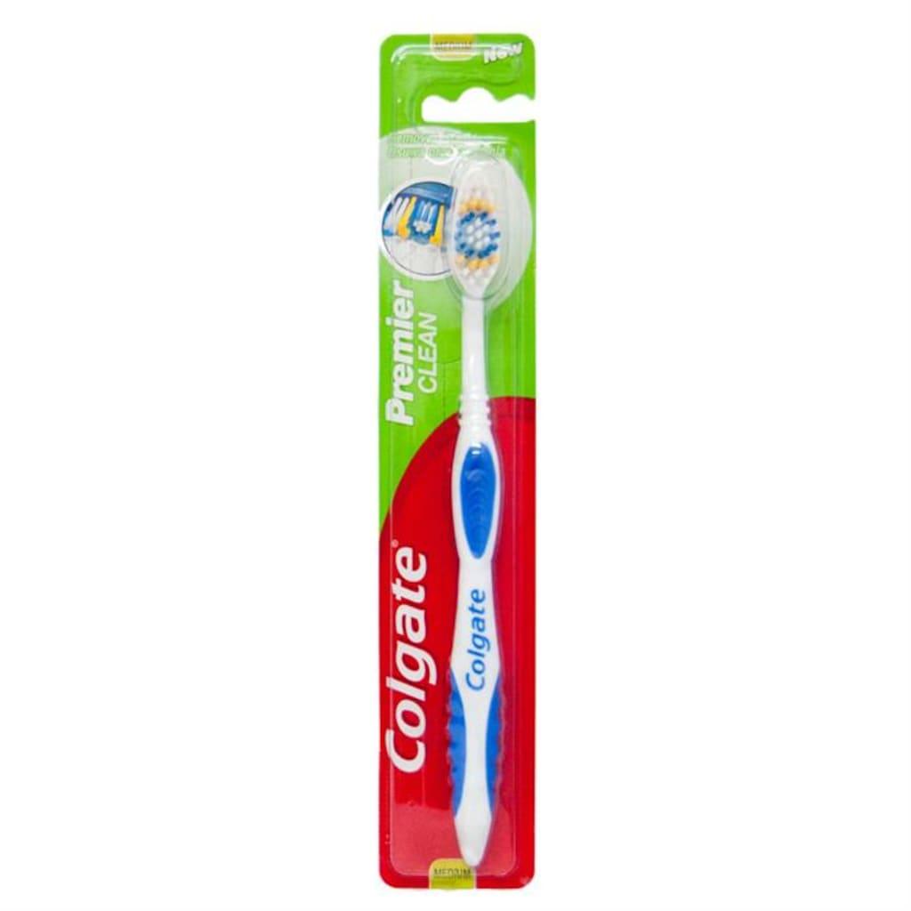 12328642 - Colgate Premier Clean Medium Diş Fırçası - n11pro.com