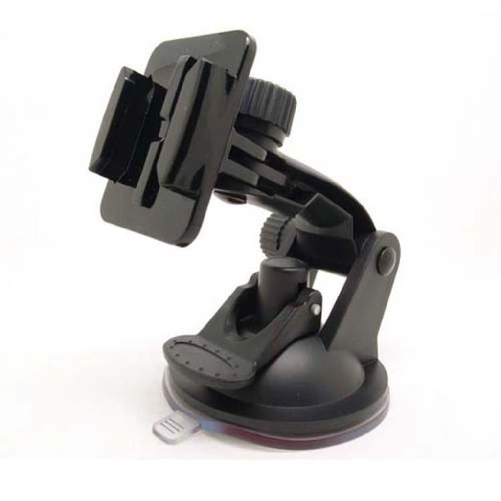 57601481 - Knmaster Tüm Aksiyon Kameralara Uyumlu Düz Giriş Vantuz Bağlantı Aparatı - n11pro.com