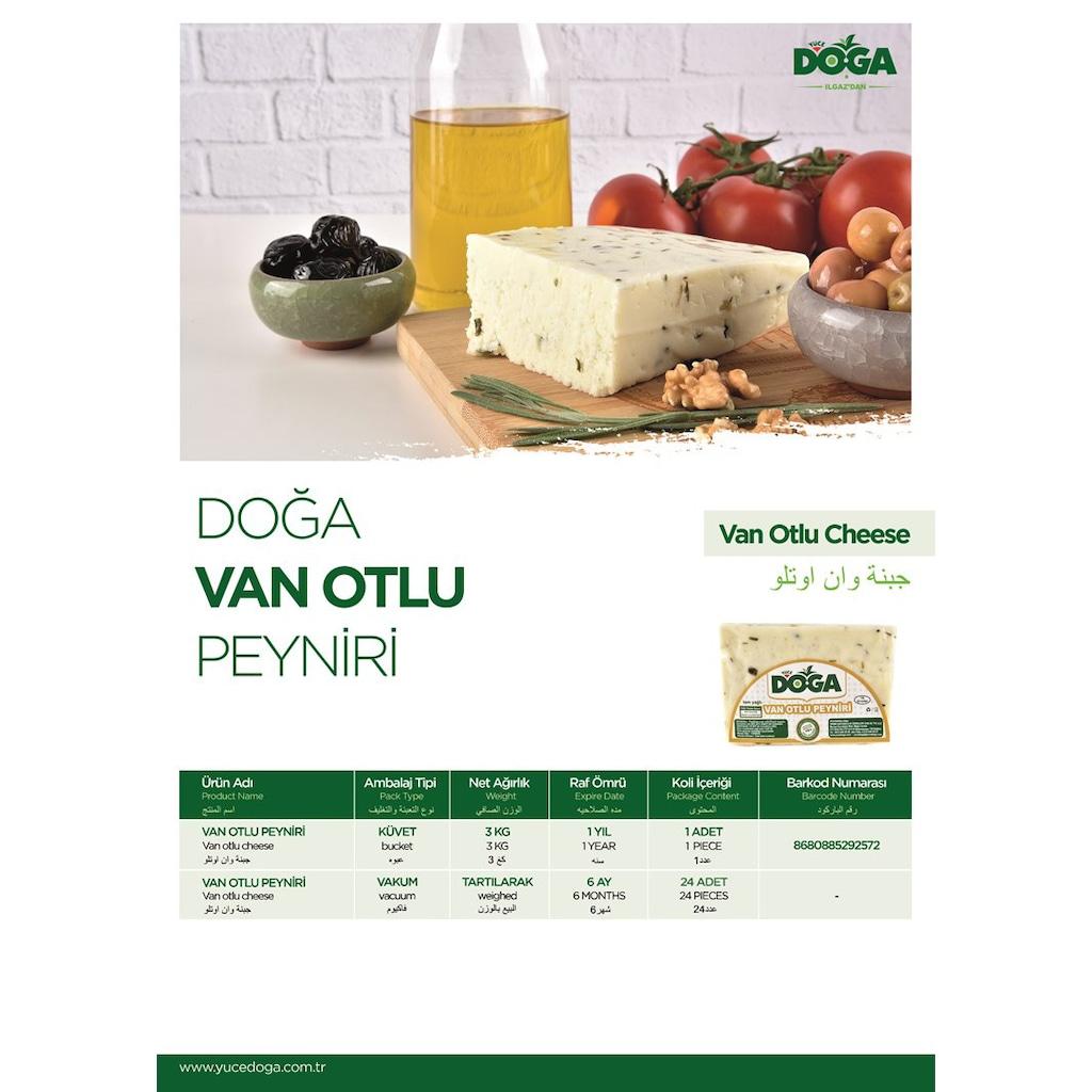 33003607 - Yüce Doğa Van Otlu Peyniri Tava 3 KG - n11pro.com