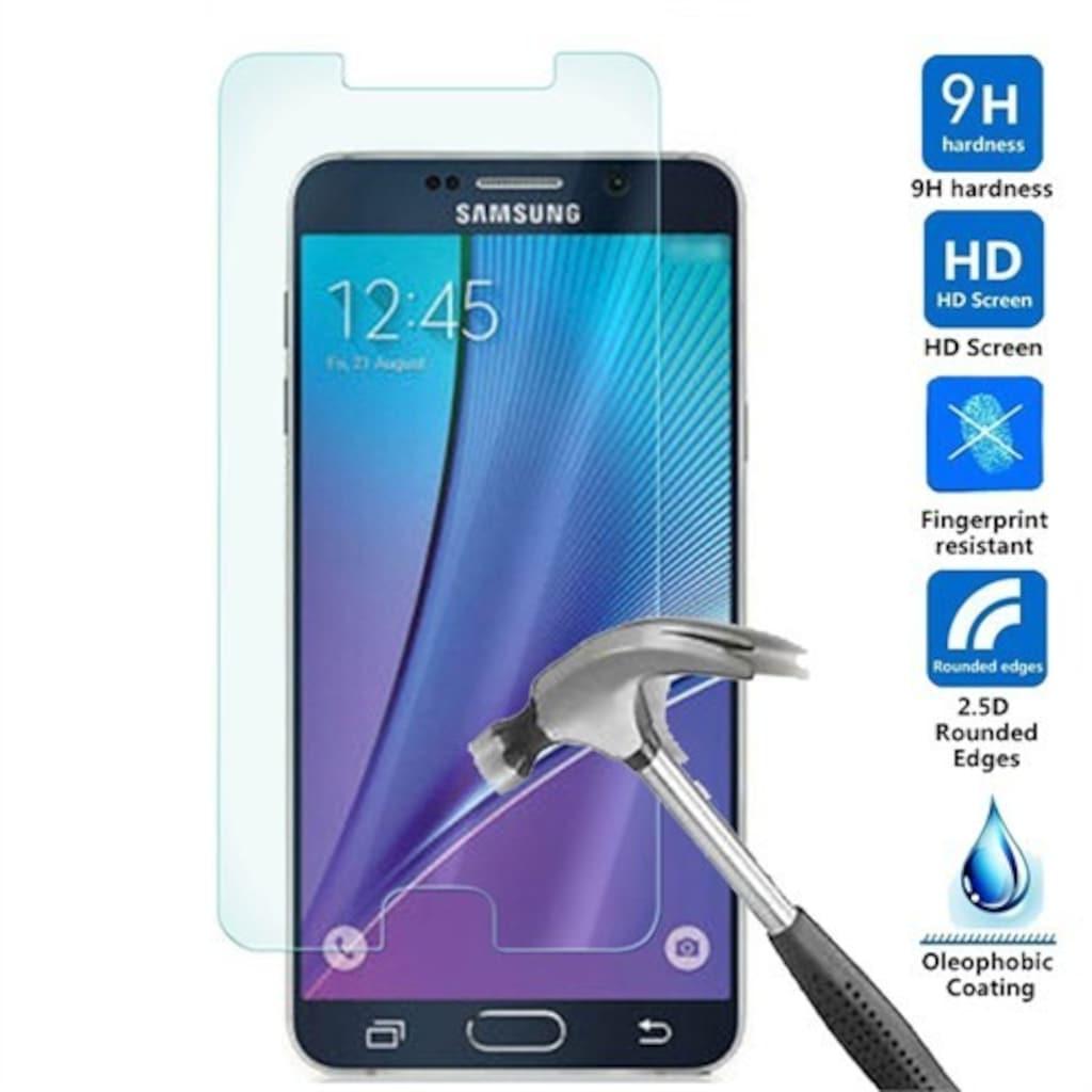 30381982 - Samsung Galaxy Note 5 Kırılmaz Cam Ekran Koruyucu - n11pro.com
