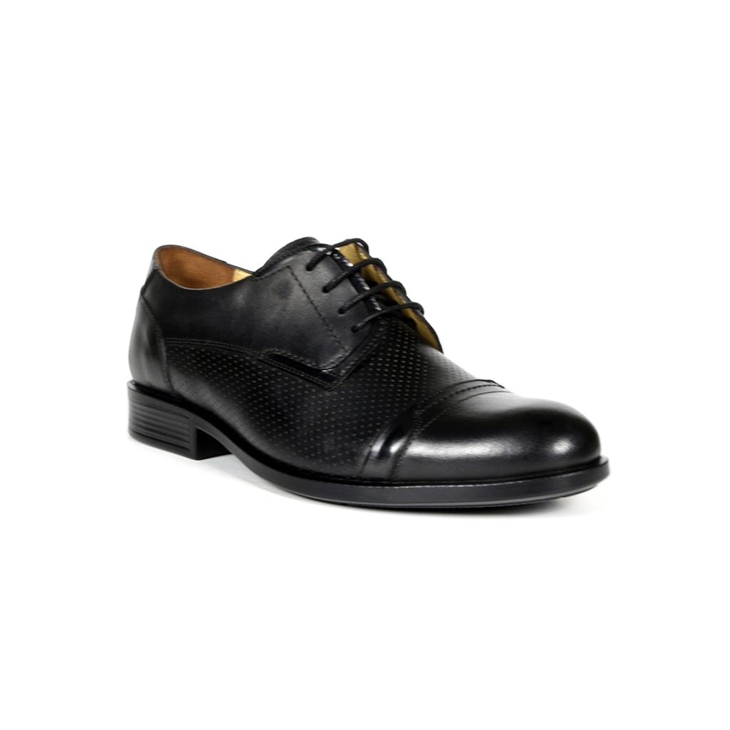 42896051 - Forex 2558 Anatomic Bağcıklı %100 Deri Erkek Ayakkabı Asorti - n11pro.com